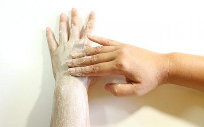 Idealny peeling do ciała z ogórkiem